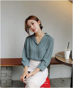cách phối màu quần áo nữ công sở