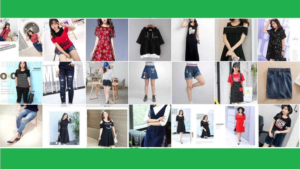 thời trang nữ bigsize