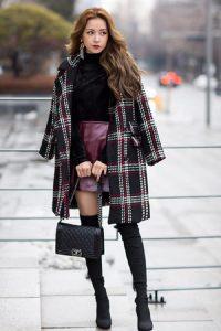 Thời trang nữ thu đông 2019