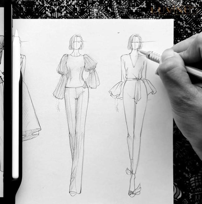 ve sketch